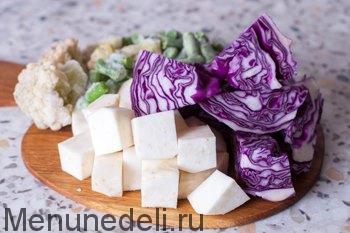 Подача блюд из грибов и сыра