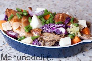 рецепт супа из курицы в казане