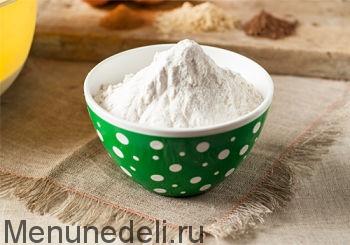 Кекс с клюквой и грецкими орехами на кипятке - рецепт пошаговый с фото