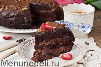 торт в мультиварке с сгущенкой какао рецепты