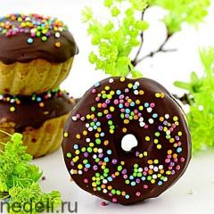 Пасхальные пончики