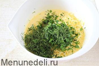 Блины зеленые рецепт