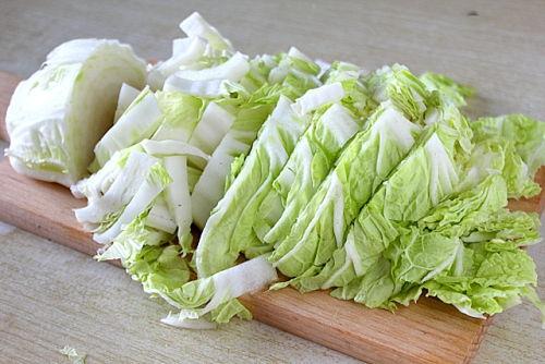Что приготовить из пекинской капусты