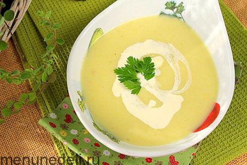 Суп из лука порея (с картофелем, сырный, рыбный): рецепты