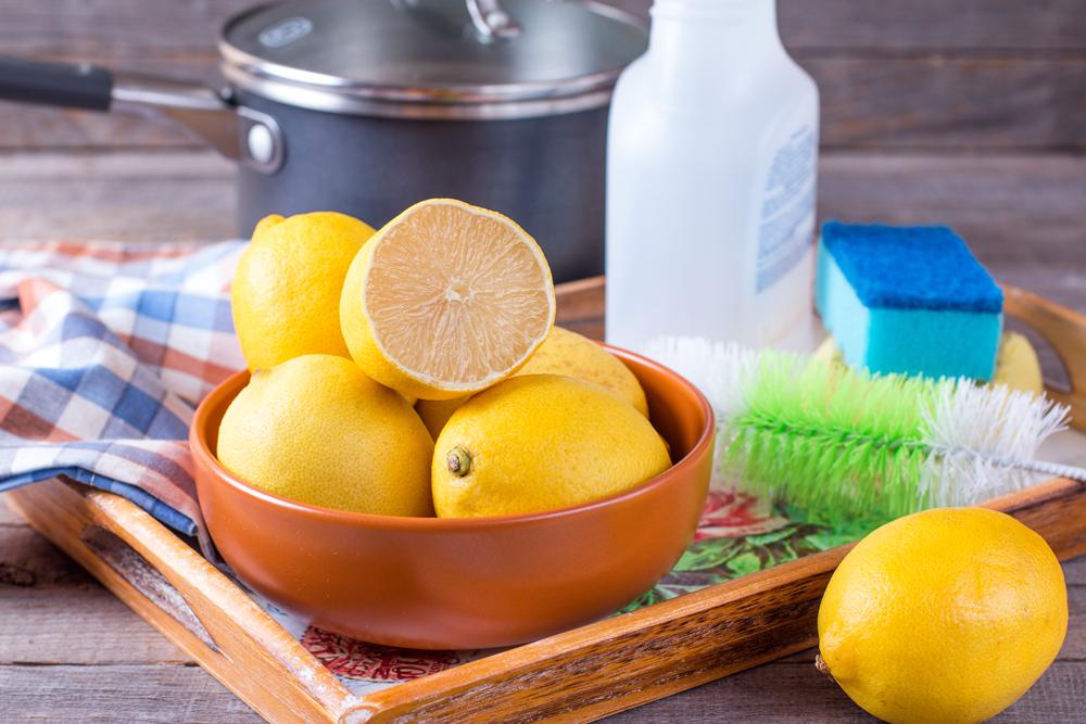Лимон – универсальное средство в домашнем хозяйстве