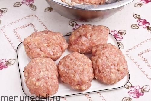 рецепт котлет из картошки для детей