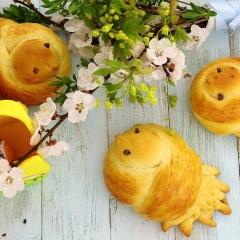 Пасхальные булочки «Жаворонки»