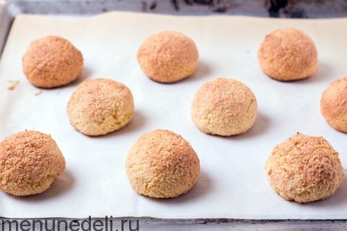 Печенье кокосанки - рецепт пошаговый с фото