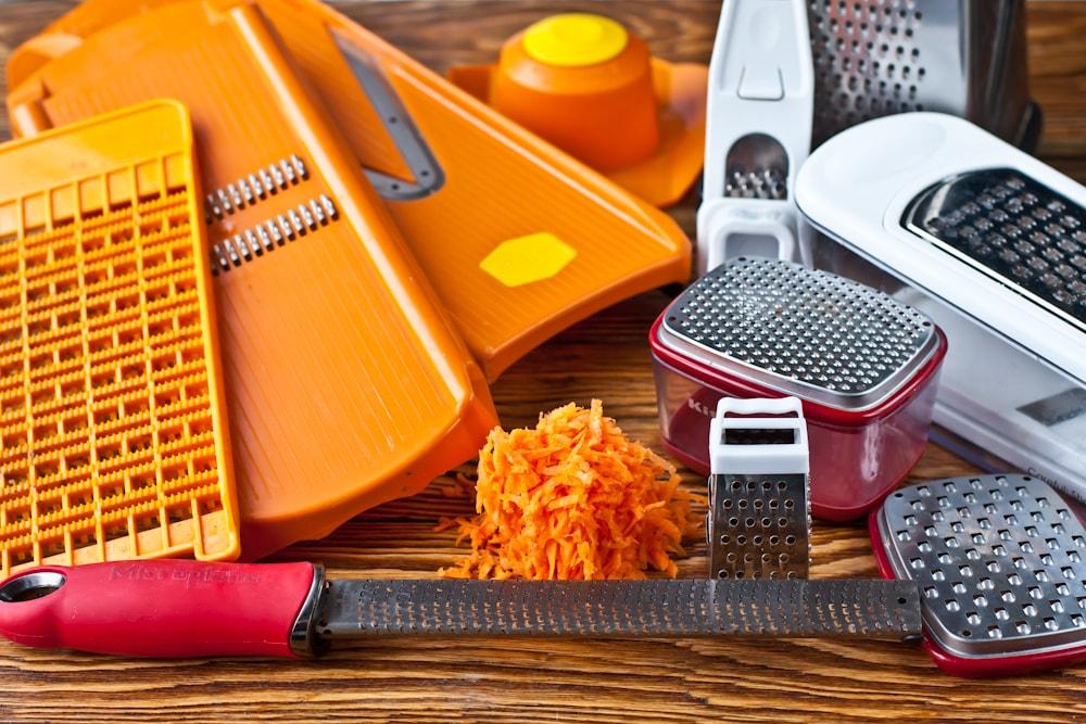 Какие терки на кухне помогают экономить время