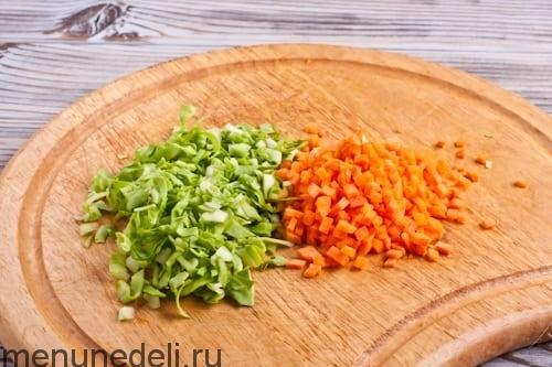 знакомимся с овощами в детском саду