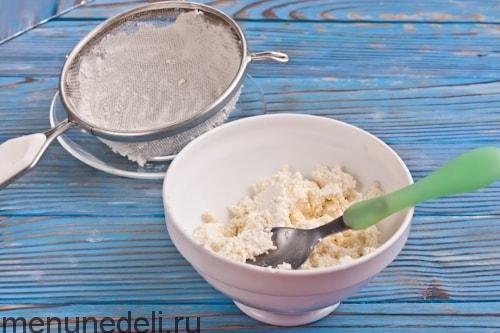 рецепт приготовления запеканки из макарон с творогом