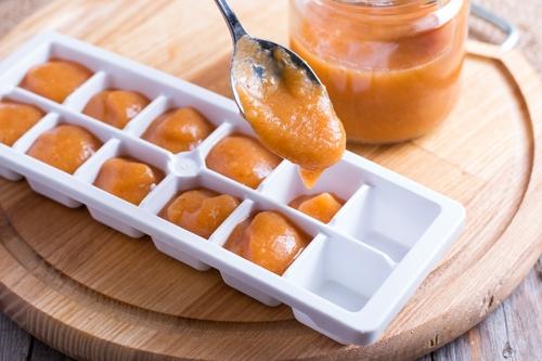 Как заморозить персики | Меню недели
