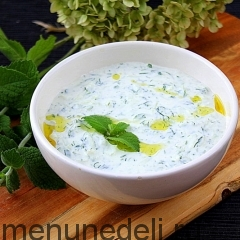 Соус из йогурта Цацики