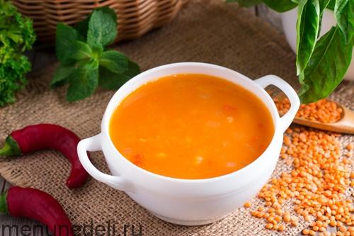 Эзо чорбаси - турецкий суп с булгуром и чечевицей рецепт