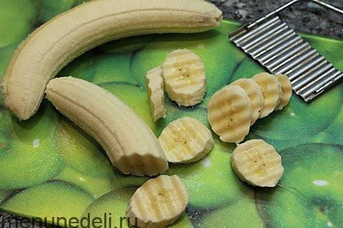 Конфеты «Бананы в шоколаде»