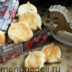 Печенье с марципаном