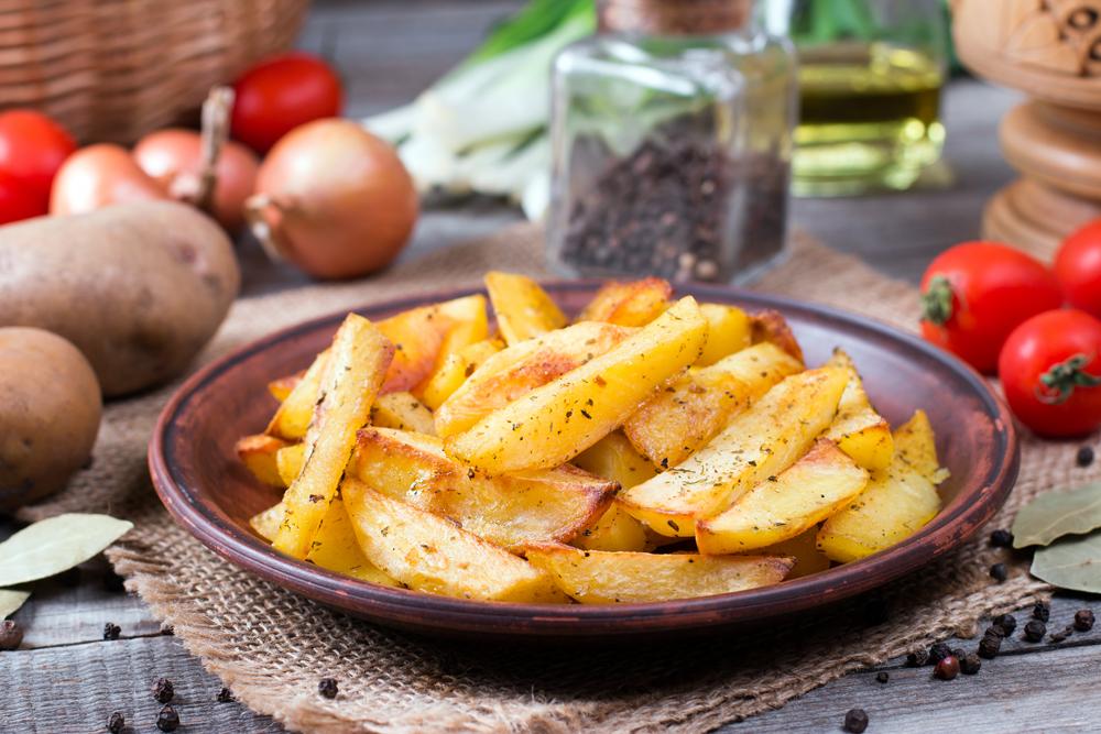Как заморозить картофель