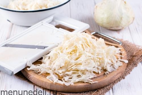 Как правильно тушить капусту