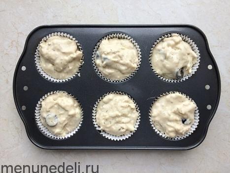 Куриные маффины с сыром - рецепт пошаговый с фото