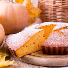 Медово-тыквенный пирог