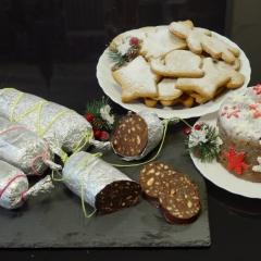 Десерты на Новый год, которые можно приготовить заранее