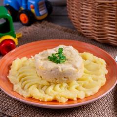Тыквенный суп пюре для ребенка 1 год thumbnail