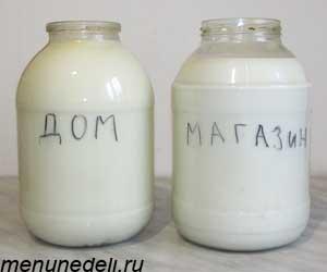 Как из козьего молока сделать закваску для