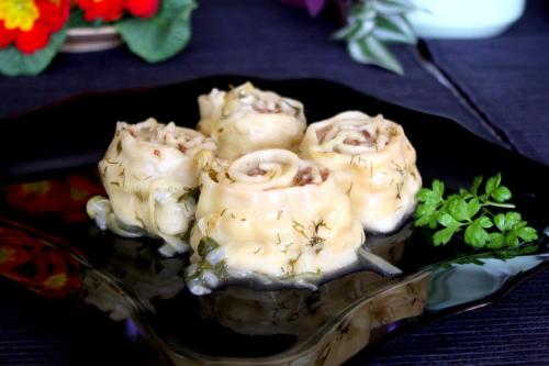 Ленивые пельмени на сковороде — рецепт с пошаговыми фото