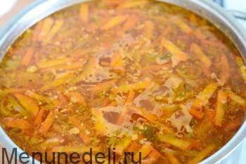 Как готовить солянку с пошаговым фото