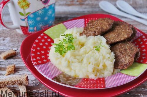 детские рецепты с печенью