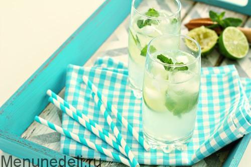 Рецепт мохито с пошаговым