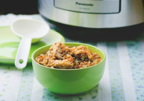 Гречка в мультиварке с курицей и овощами рецепт с фото