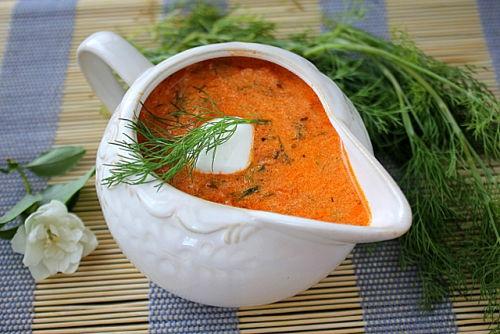 Сметанно томатный соус для голубцов рецепт
